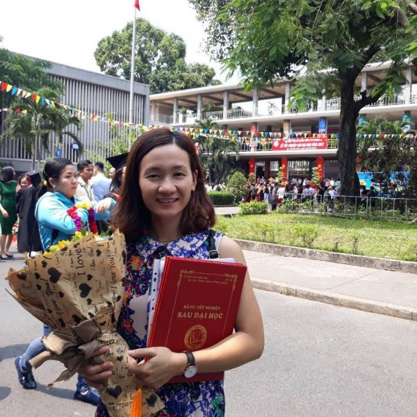 Chị Kieu Tran