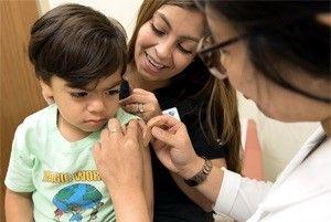 Có nên chủng ngừa vaccine cúm cho trẻ em?